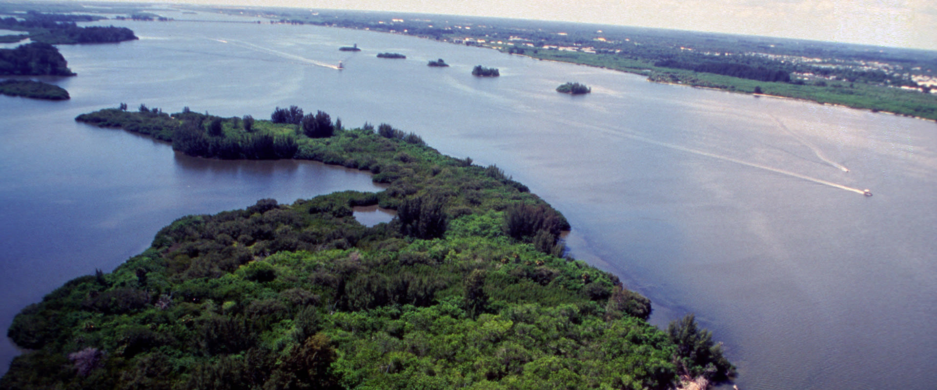 Mosquito Lagoon in Indian River